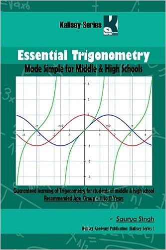 Book Essential Trigonometry