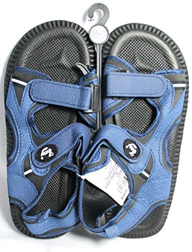 Sandaler För Män Kardborrband (10, Marin)