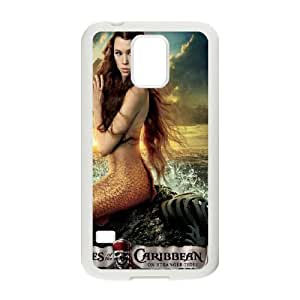 C-EUR Customized Print Pirates of the Caribbean Hard Skin Case Compatible For Samsung Galaxy S5 I9600 by icecream design