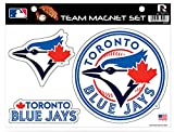 Rico Industries, Inc. Toronto Blue Jays Multi Die Cut Magnet Sheet Heavy Duty Auto Home Baseball