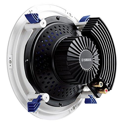Yamaha NSIC800WH 140-Watts 2-Way RMS Speaker — White (2 Speakers) Top Price