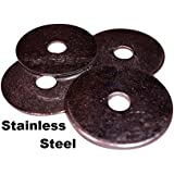 """Stainless Steel Fender Washers 3/16"""" x 1-1/4"""" (25 pcs)"""