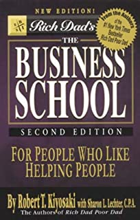 Rich Dad's The Business School (With CD) price comparison at Flipkart, Amazon, Crossword, Uread, Bookadda, Landmark, Homeshop18