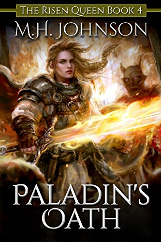 Paladin's Oath (The Risen Queen Book 4)