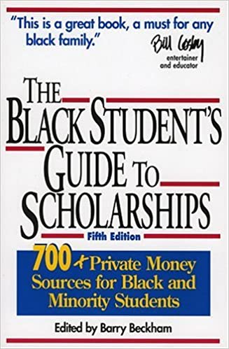 Ibooks for pc free download A Black Student's Guide to Scholarships PDF PDB CHM by Barry Beckham