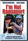 I'M Not Rappaport poster thumbnail