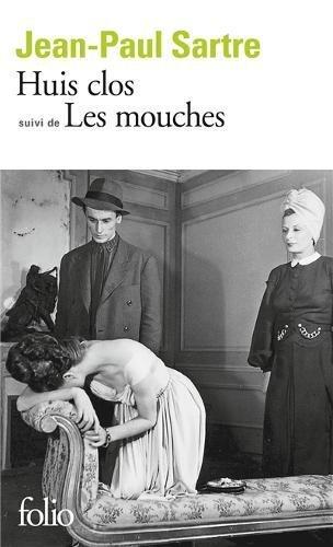 Huis Clos, suivi de Les Mouches (Folio) (French Edition)