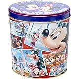 ミッキー&フレンズ 缶入りチョコレートクランチ お菓子 ミルク&ストロベリー 【東京ディズニーリゾート限定】