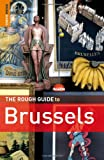 The Rough Guide to Brussels by Martin Dunford front cover