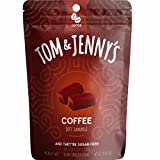 xylitol chocolate syrup - Tom & Jenny's Sugar Free Soft Caramels - Keto Diet - Sweetened with Xylitol and Maltitol (Coffee Caramel, 1-pack)