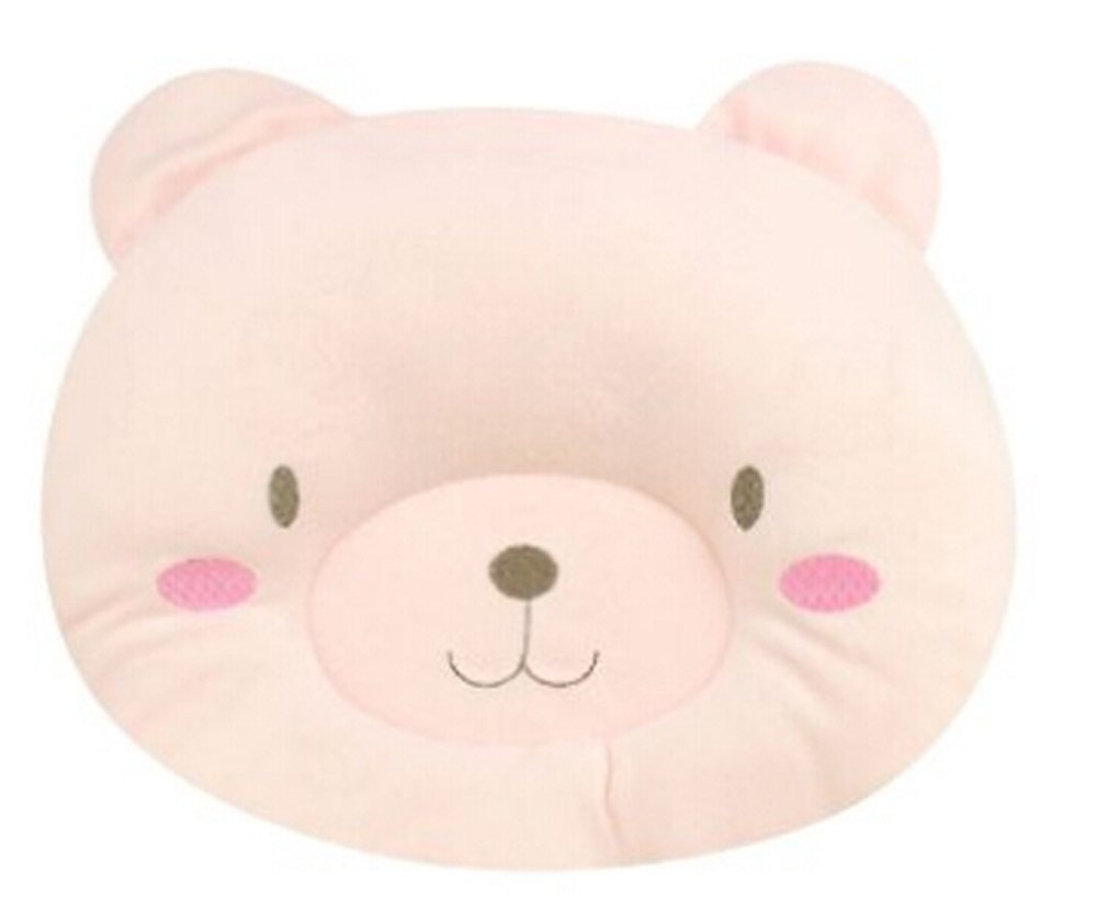 Amazon.com: Oso Algodón Bebé Recién Nacido almohada prevenir ...