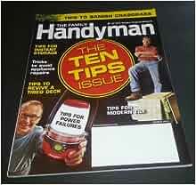 The Family Handyman Magazine March 2013 Books