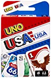 Mattel Games UNO USA Game