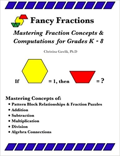 Amazon.com: Fancy Fractions: Mastering Fraction Concepts ...