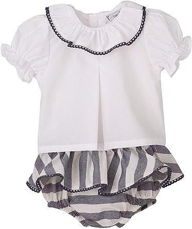 CALAMARO - Conjunto Blusa Y POLOLO bebé-niños: Amazon.es: Ropa