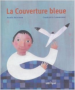 La couverture bleue