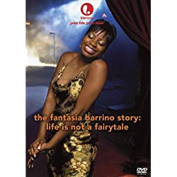 The Fantasia Barrino Story [DVD]