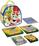 Crayola Art Buddy Backpack, Art Tools Kit, Pip-Squeak Character Carrying Case, Great for School and Home