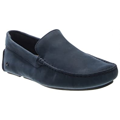 0f69f2903 Lacoste Mens Piloter 316 1 Navy Loafer 11.5 M  Amazon.co.uk  Shoes ...