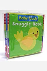 Baby Touch: Snuggle Cloth Book Foam Book