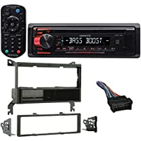 2005-2008 Hyundai Tucson Kenwood CD Stereo Receiver w/ Aux/Mp3/WMA, Eq + Remote