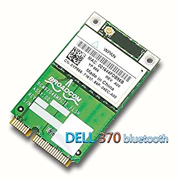 DELL BROADCOM BLUETOOTH USB ADAPTER 64BIT DRIVER