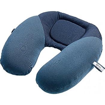 Amazon Com Go Travel Unique Flat Back Bean Travel Pillow