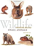 Wildlife Painting Basics Small Animals, Jeanne Filler Scott, 1581801238