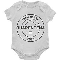 Body Bebê Quarentena 2020