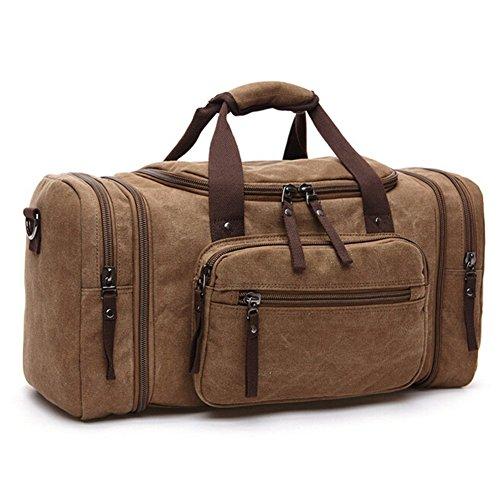 Toupons Canvas Travel Luggage Weekender product image