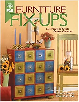 Furniture Fix-Ups: Clever Ways to Create Custom Character (From ...
