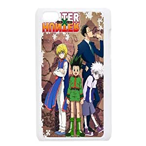 Ipod Touch 4 Phone Case Cartoon HUNTER¡ÁHUNTER Protective Cell Phone Cases Cover DFH088536