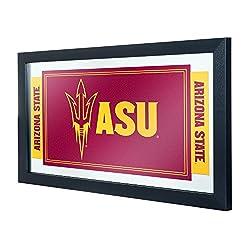 Ncaa Arizona State University Framed Logo Mirror
