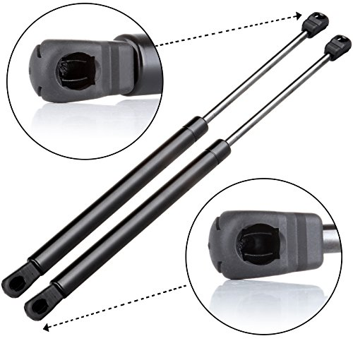 ECCPP Lift Supports Front Hood Struts Gas Springs Shocks for 2000-2003 Nissan Maxima Compatible with 4161 Strut Set of 2