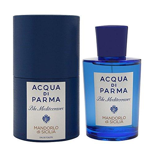 Acqua Di Parma Eau de Toilette Spray, Blue Mediterraneo Mandorlo Di Sicilia, 5 - Fragrance Di Parma Home Acqua