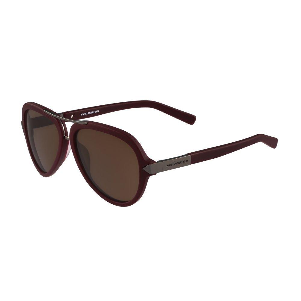 Karl Lagerfeld KL905S Mate Burdeos gafas de sol de Brown ...