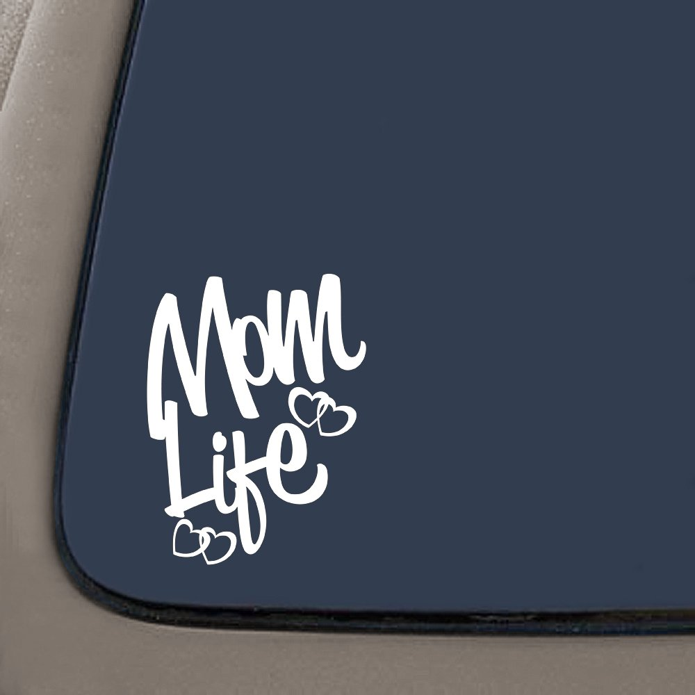 Blessed Moma Arrow  Car Sticker Decal family love kids proud mom momma God Fath