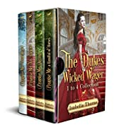 Regency Romance: Promise Me (4-in-1 Book Boxed Set): The Duke's Wicked Wager Collection (The Duke's Wicked Wager Sweet and Wholesome Regency Romance Series 6)
