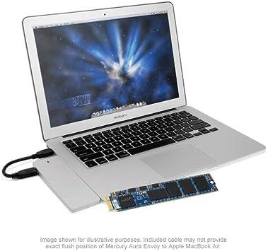 1TB OWC Aura Pro 6G SSD enviado Kit para MacBook Air 2010-2011 con ...