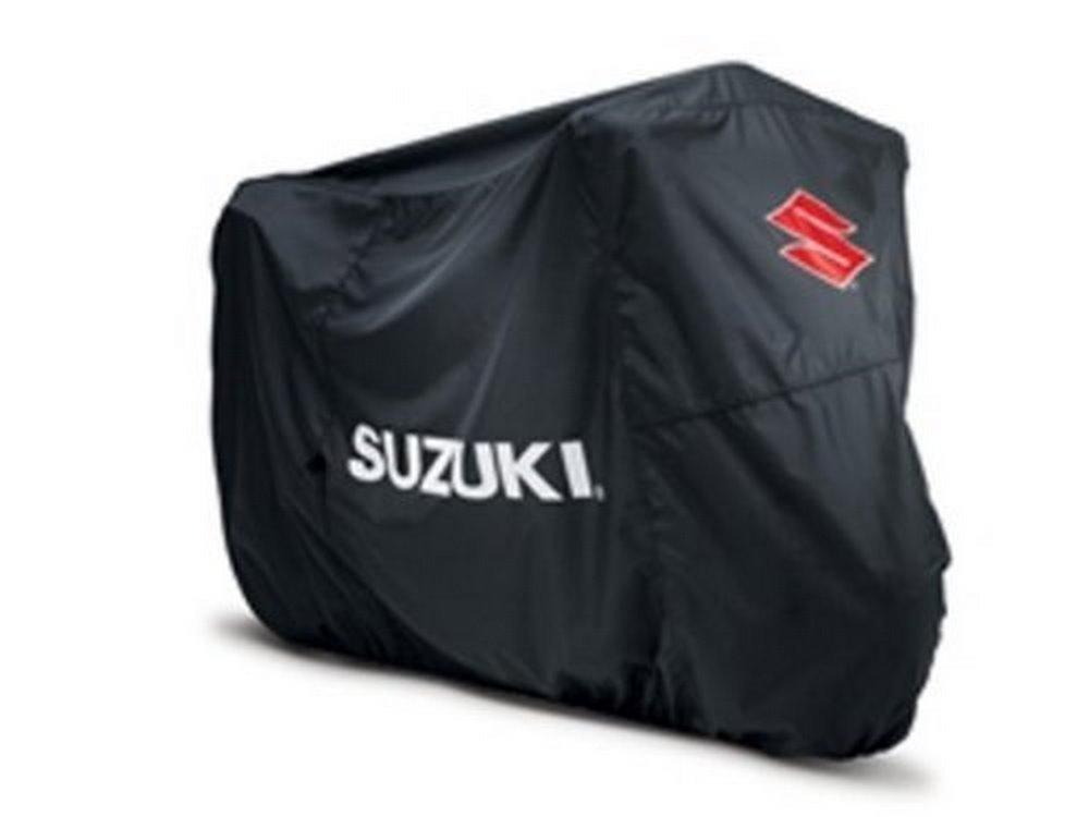 SUZUKI SPORT MOTORCYCLE STORAGE COVER W/ SUZUKI LOGO 990A0-66004 by Suzuki