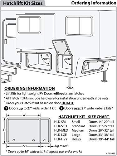 camper bed lift - 2