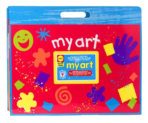 Portfolio Kids Art (ALEX Toys Little Hands My Art (Packaging may vary))