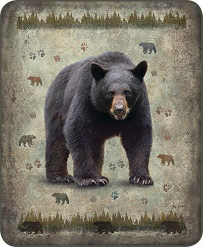 Regal Black Bear Queen Size 79