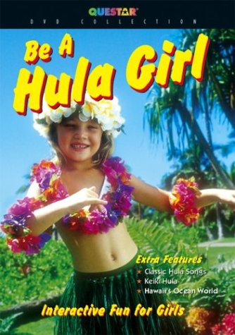 Be Hula Girl Interactive Girls product image