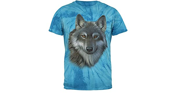 Always Be Yourself Wolf Black Juniors Soft T-Shirt