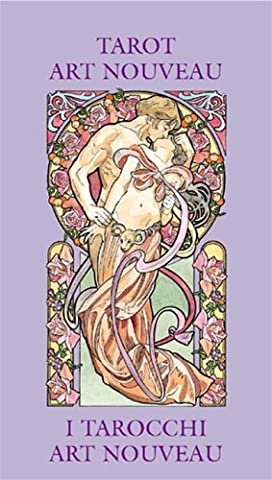 Tarot Art Nouveau Mini (Spanish Cards Tarot)