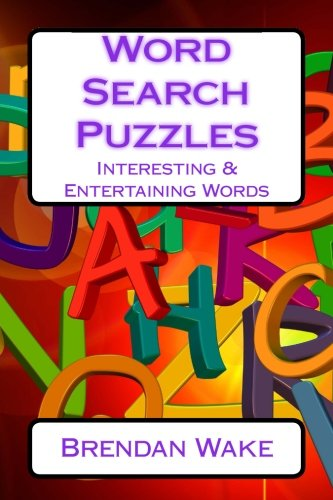 Word Search Puzzles: Interesting & Entertaining Words ebook