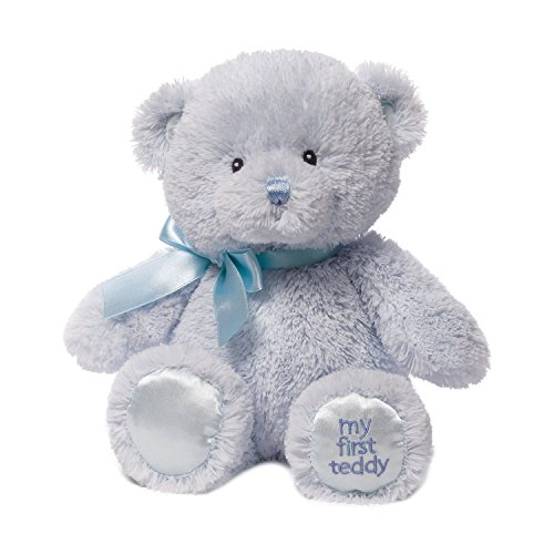 GUND My First Teddy Baby Stuffed Animal, 10 inches