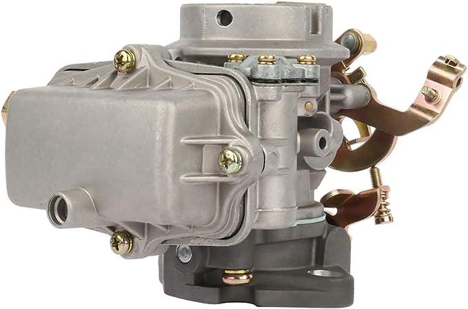 ROADFAR 923808 Automotive Carburetor Carb Compatible for 1959-1975 Jeep CJ5 1954-1958 Jeep Willys 1959-1975 Jeep CJ6