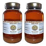 Muira Puama Liquid Extract, Organic Muira Puama (Ptychopetalum Olacoides) Tincture 2x32 oz